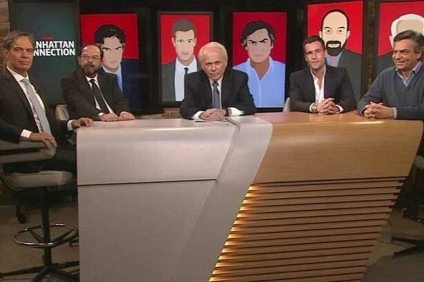 No domingo (22) GloboNews exibiu seu último Manhattan Connection - Foto: Reprodução