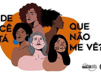Nações Unidas visibilizam liderança das mulheres em campanha dos 16 Dias de Ativismo pelo Fim da Violência contra as Mulheres - Imagem: Divulgação