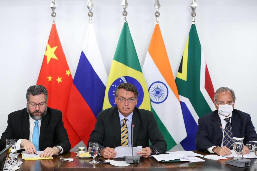 A declaração da cúpula do Brics se tornou mais um obstáculo para que Brasil, Índia e África do Sul desempenhem papéis mais relevantes na ONU