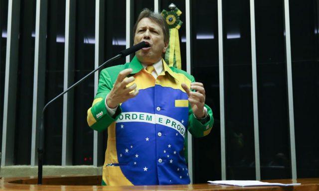 Deputado Bibo Nunes misoginia