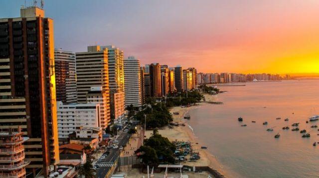 A Capital do Ceará ultrapassou Salvador e ainda figura entre as 10 maiores concentrações urbanas brasileiras, em uma lista que compõe cerca de 42,5% do PIB - Foto: Reprodução