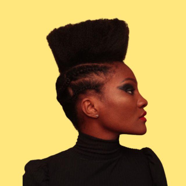 Influenciadora Jacy July, 30, começou a produzir conteúdo sobre beleza e empoderamento para mulheres negras - Foto; Reprodução/ Instagram Pessoal