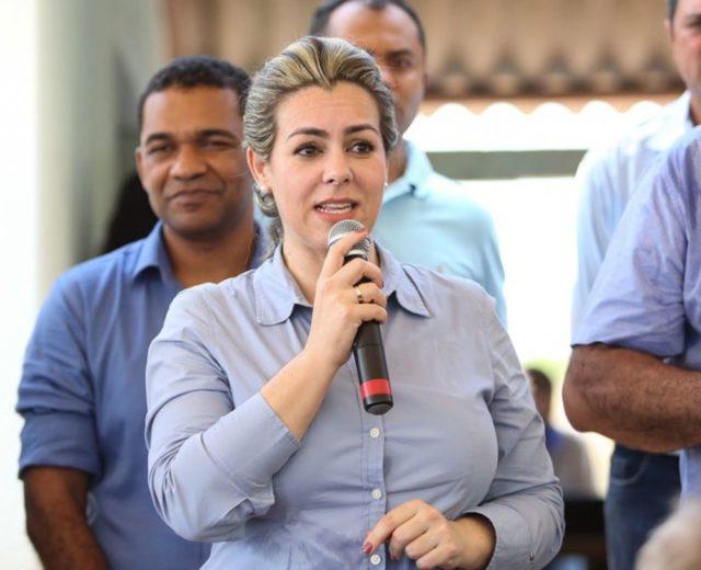 Neste ano, somente Cinthia Ribeiro (PSDB), de Palmas (TO), foi escolhida entre as capitais Imagem: Reprodução/Facebook/Cinthia Ribeiro