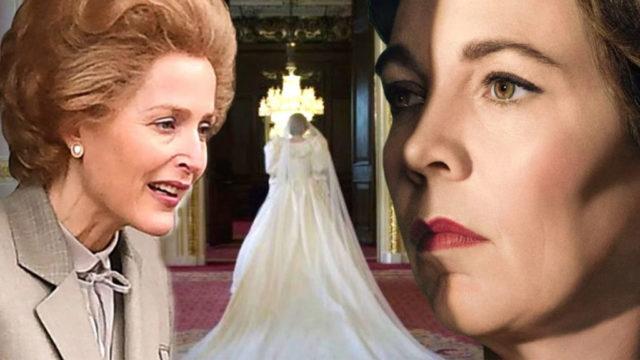 The Crown Teaser 4 temporada Foto: Divulgação/ Netflix