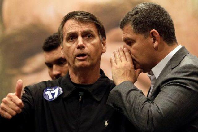 Jair Bolsonaro e Bebbiano