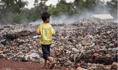 Brasil pobreza