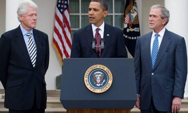 Ex-presidentes dos EUA