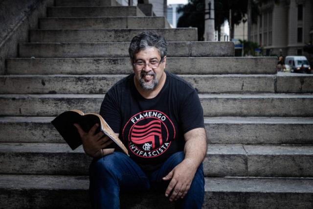 Zé Barbosa Jr. vai na contramão do segmento ao apontar Cristo de esquerda e referências comunistas na Bíblia - Foto: Reprodução