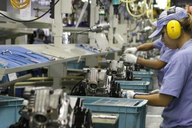 indústria Brasil