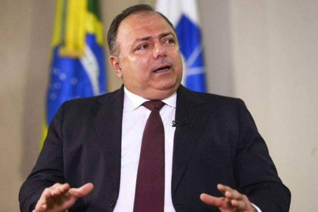 """Para Associação Brasileira de Imprensa, ministro demonstrou ineficiência e """"não só não providenciou as imprescindíveis vacinas, como negligenciou até a aquisição de simples seringas"""" - Marcelo Camargo/Agência Brasil)"""