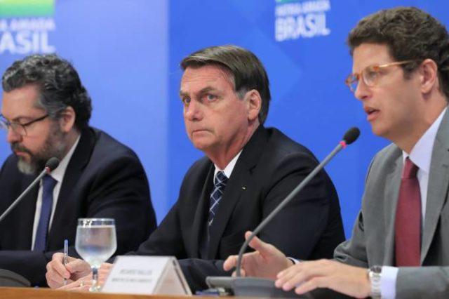 pressão de Biden com equipe Bolsonaro
