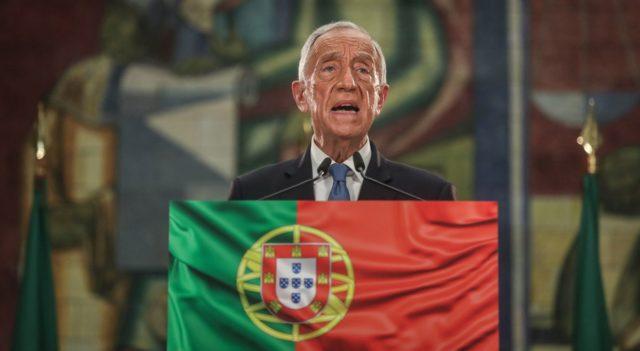 Marcelo Rebelo de Sousa Portugal