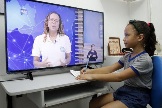 Retorno às aulas, implantação de um modelo híbrido de ensino presencial e virtual e a superação da desigualdade no ensino brasileiro aprofundada pela pandemia são prioridades Foto: Reprodução