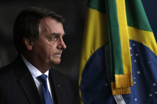 Era Biden Bolsonaro