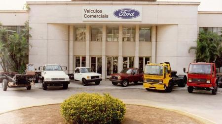Ford anuncia fim da produção no Brasil Foto: Reprodução