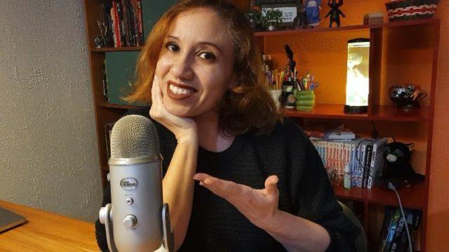 Ira Croft, publicitária, podcaster, sócia e produtora no Mundo Freak Imagem: Arquivo pessoal