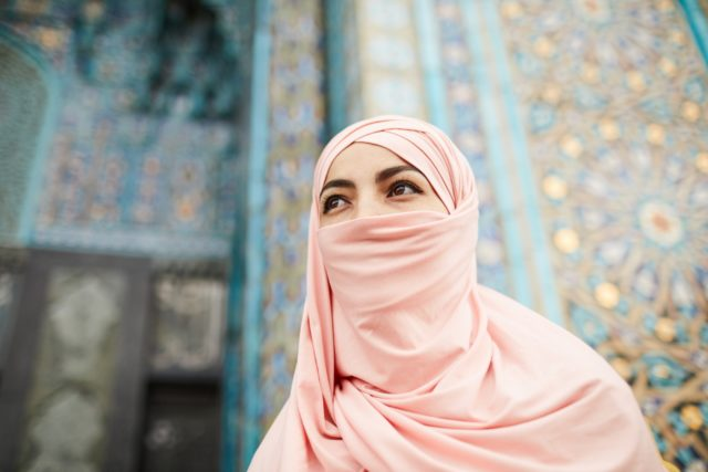 Islamic standard of modesty