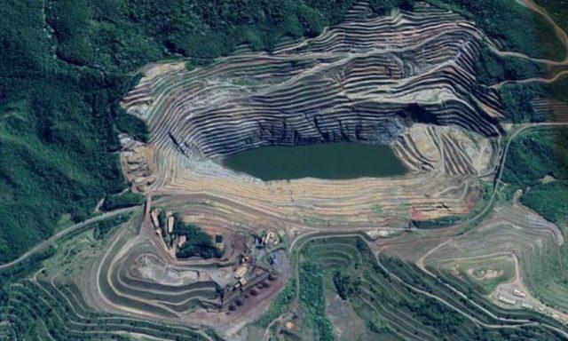 Vale Barragem Barão de Cocais