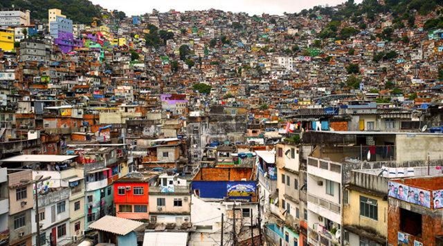 Bancos Favelas