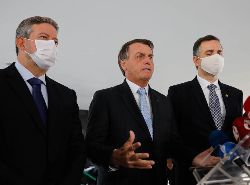 Bolsonaro Lira Pacheco