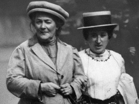 mulheres revolucionárias