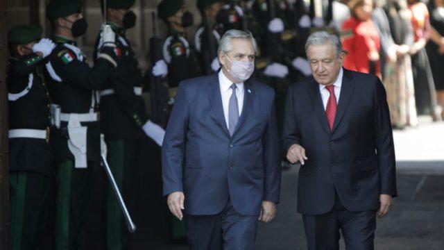 México e Argentina