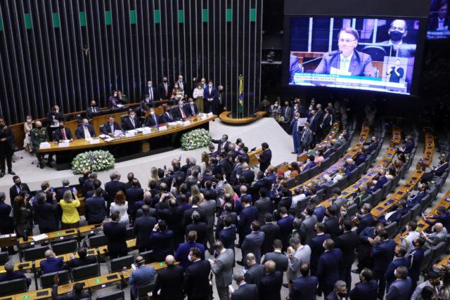Bolsonaro Congresso