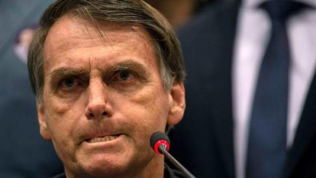Bolsonaro punição