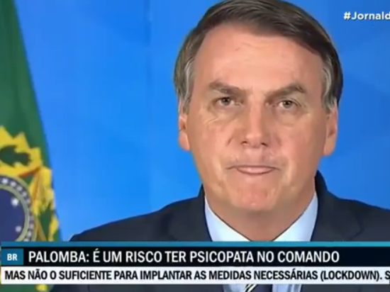Bolsonaro Psicopata
