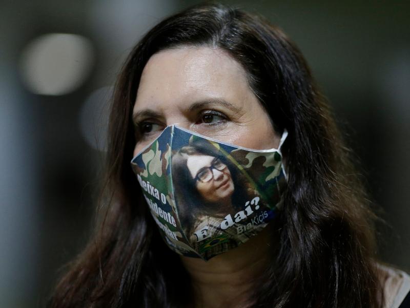 Justiça rejeita tentativa de censura da Bia Kicis a Jornalista