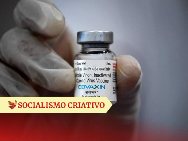 A Agência Nacional de Vigilância Sanitária (Anvisa) decidiu encerrar o processo sobre o pedido de uso emergencial da vacina indiana Covaxin