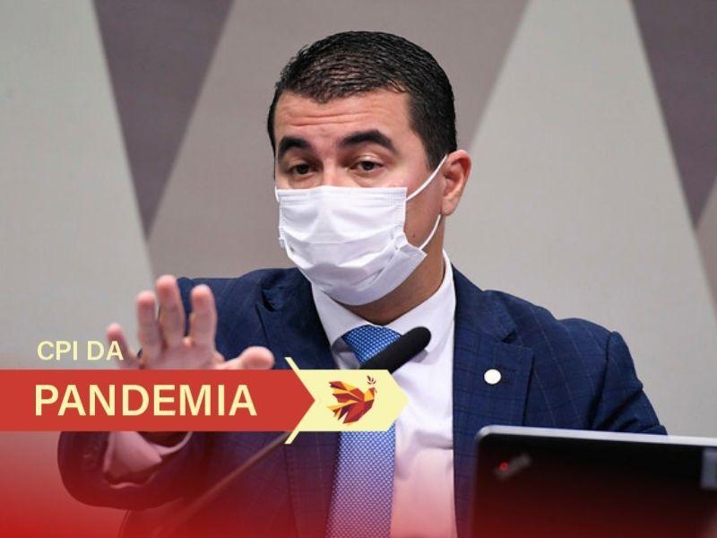 O deputado federal Luis Miranda (DEM-PF) confirmou à Polícia Federal que informou ao presidente Jair Bolsonaro sobre as irregularidades no MS
