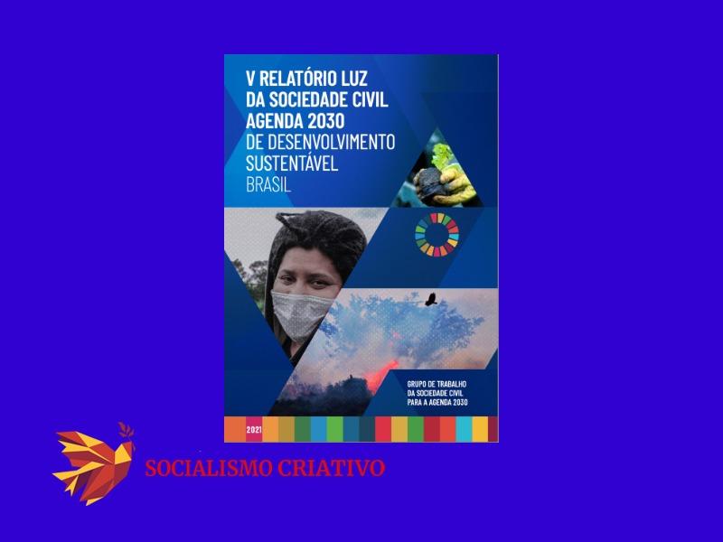 Relatório Luz da Sociedade Civil sobre a Agenda 2030  foi lançado com debates nesta segunda-feira (12).
