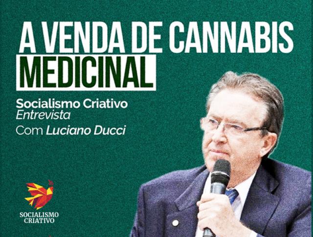 Luciano Ducci Socialismo Criativo Entrevista Cannabis Medicinal
